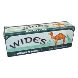 Camel Wide Menthol Dk Green