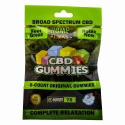 Hb Cbd Gummies 75mg
