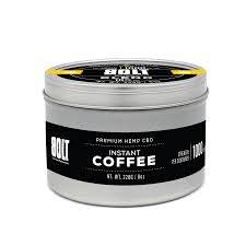 Bolt Cbd Instant Coffee