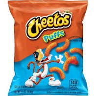 Cheetos Puffs 1 3/4oz