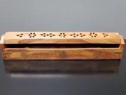 Coffin Incense Burner