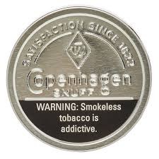 Copenhagen Pouches Snuff Roll - Can or Roll