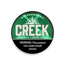 Creek L.C Wintergreen Snuff