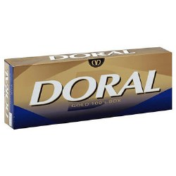 Doral Gold 100 - Pack or Carton