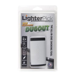Dugout LighterPick Gray