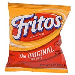 Fritos Original Chips 1 Oz