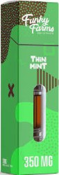 Funky Farm Thin Mint Tank