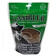 Gambler Menthol Tobacco