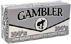 Gambler Silver 100s