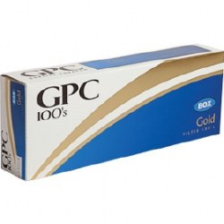 GPC Gold 100 - Pack or Carton
