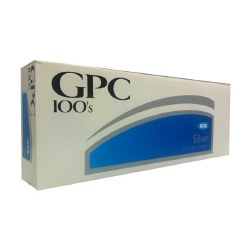 GPC Silver 100 - Pack or Carton