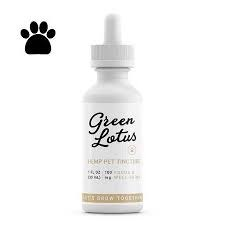 Green Lotus Pet Tincture