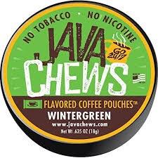 Java Chews Wintergreen