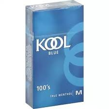Kool Blue 100 - Pack or Carton