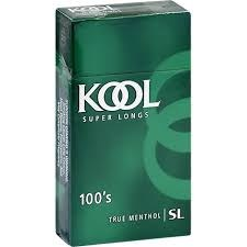 Kool Green 100 - Pack or Carton