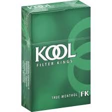 Kool Green King - Pack or Carton