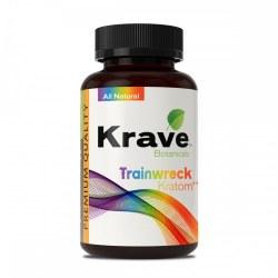 Krave Trainwreck Kratom