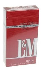 L&M Red 100 - Pack or Carton