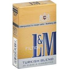 L&M Turkish - Pack or Carton