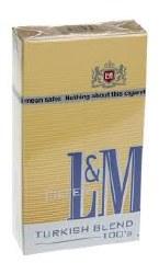 L&M Turkish 100 - Pack or Carton