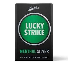 Lucky Strike Men.Silver 100 $1