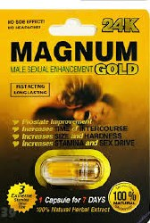 Magnum Gold Enhancement Pills