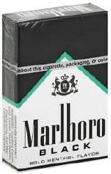 Marlboro 72 Black Men - Pack or Carton