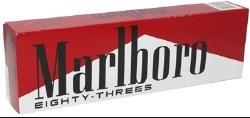 Marlboro 83's - Pack or Carton