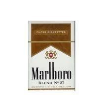 Marlboro Blend 27 - Pack or Carton