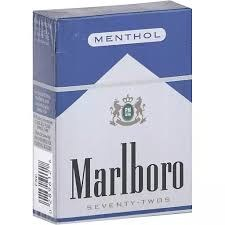 Marlboro Blue Menthol - Pack or Carton