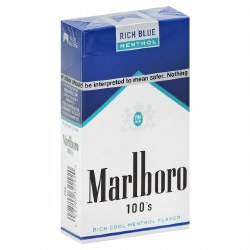Marlboro Blue Men 100 Box
