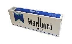 Marlboro Blue Men 100 - Pack or Carton