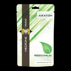 Medicine Man Green Malaykratom