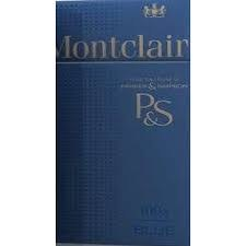 Montclair Blue 100 - Pack or Carton