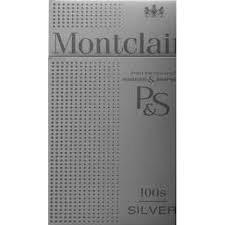Montclair Silver 100 -Pack or Carton