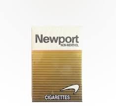 Newport Gold - Pack or Carton