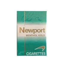 Newport Menthol Gold - Pack or Carton