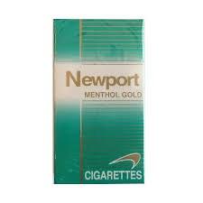 Newport Menthol Gold 100 - Pack or Carton