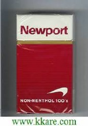 Newport Red 100 - Pack or Carton