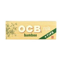 Ocb Bamboo 1 1/4 With Tips
