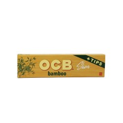 Ocb Bamboo Slim With Tips
