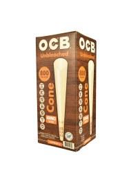 Ocb Unbleached King Cone