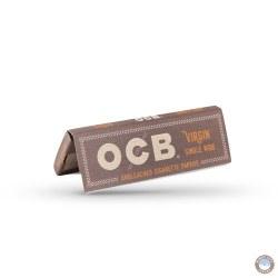 Ocb Virgin Single Wide Papers
