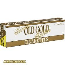 Old Gold 100 - Pack or Carton