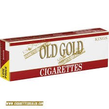 Old Gold Soft Kings - Pack or Carton