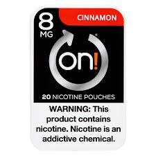 On! Cinnamon 8mg