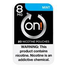 On! Mint 8mg