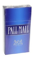 Pall Mall Blue - Pack or Carton