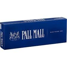 Pall Mall Blue 100 - Pack or Carton