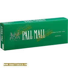 Pall Mall Men Green 100 - Pack or Carton